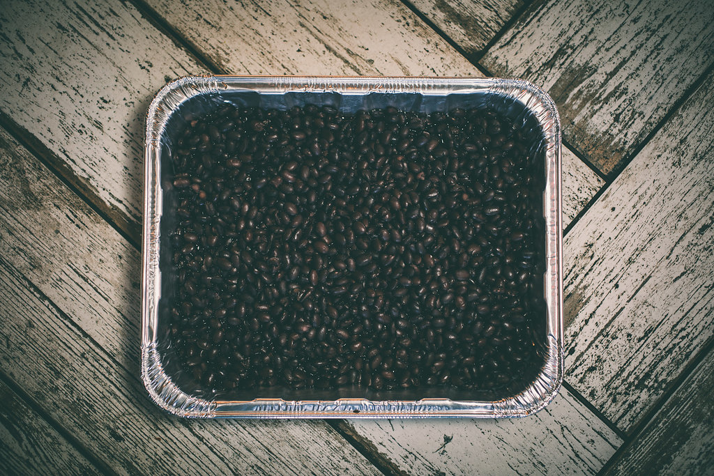 Catering Tray of Beans